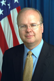 STAFF PORTRAITS OF KARL ROVE