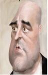 Fredrik Reinfeldt karikatyr