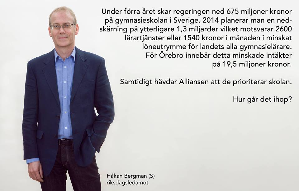Sverige en forebild eller en mardrom