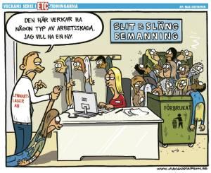 Bemanningsföretagen