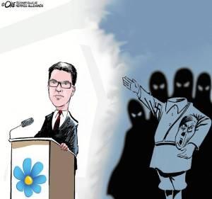 SD bisarra ideologi