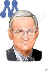 Carl Bildt, svensk moderat utrikesminister i det stšrsta partiet av regeringsalliansen/Moderata Samlingspartiet. Carl Bildt, swedish moderate Foreign Minister in the biggest party of the government alliance/the Moderate Party.
