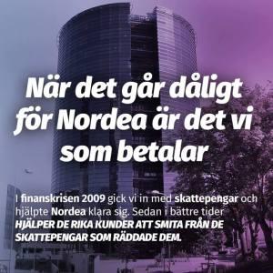 Nordea finanssvin
