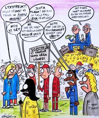 Arbetskonkurrens